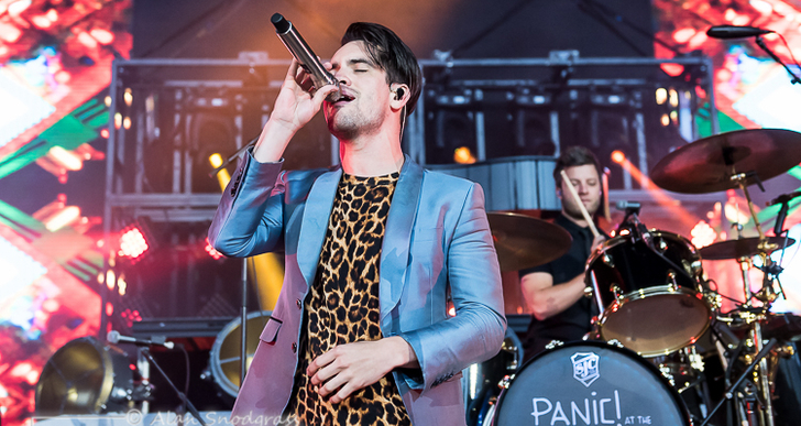 Panic! At The Disco | July 31, 2016