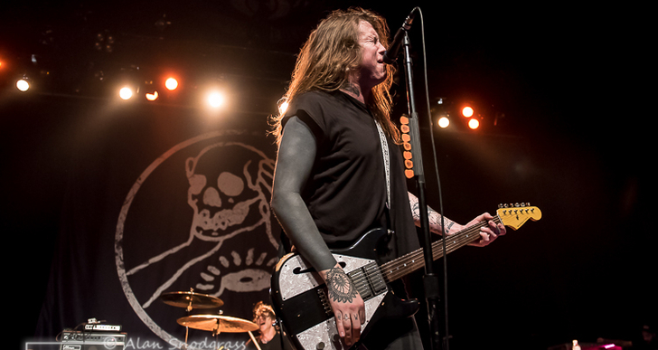 Against Me! | October 30, 2016