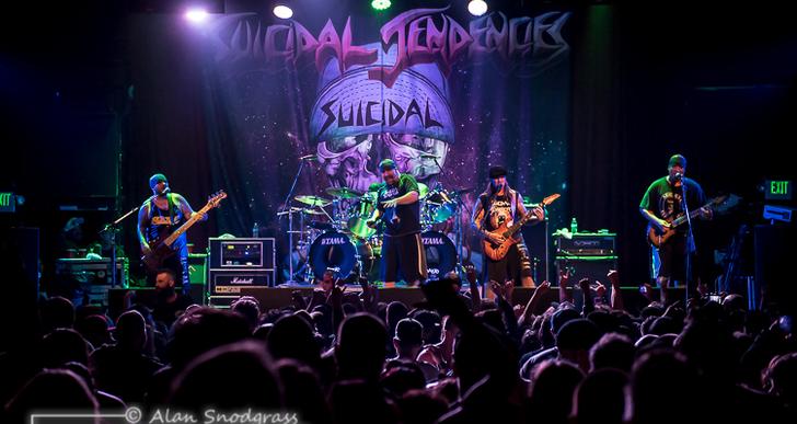 Suicidal Tendencies | November 18, 2016