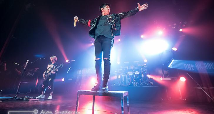 ONE OKAY ROCK | January 22, 2017