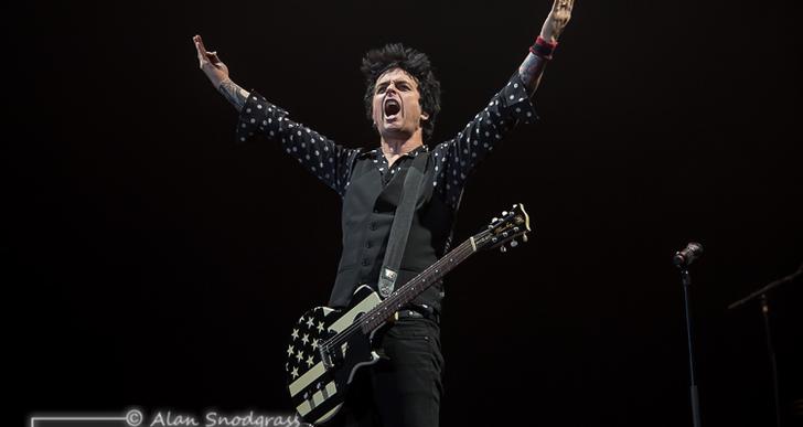 Green Day | February 3, 2017