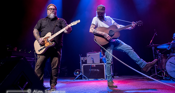Lucero at the Fillmore in San Francisco