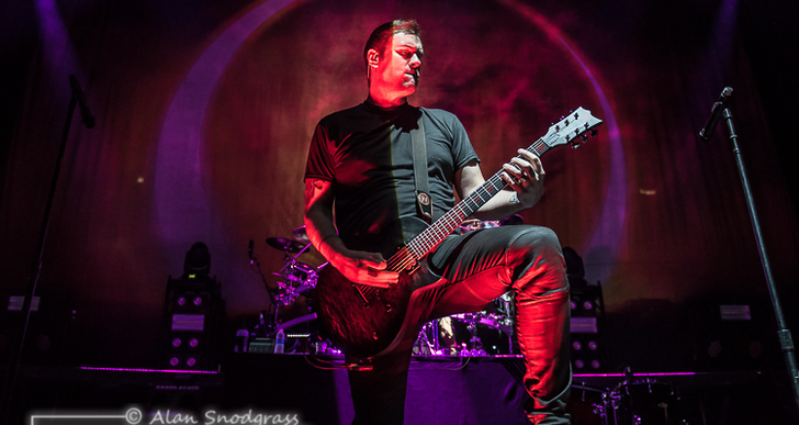 Breaking Benjamin and Red at The Masonic in San Francisco