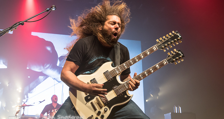 Coheed and Cambria and The Dear Hunter at the Fox Theater in Oakland