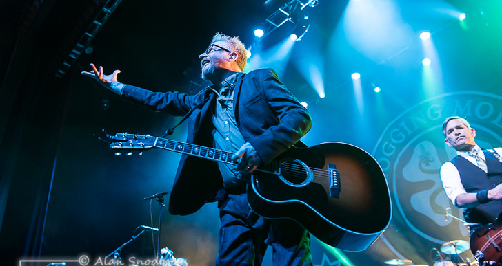 Flogging Molly, The White Buffalo and Dylan Walshe at The Fox Theater in Oakland
