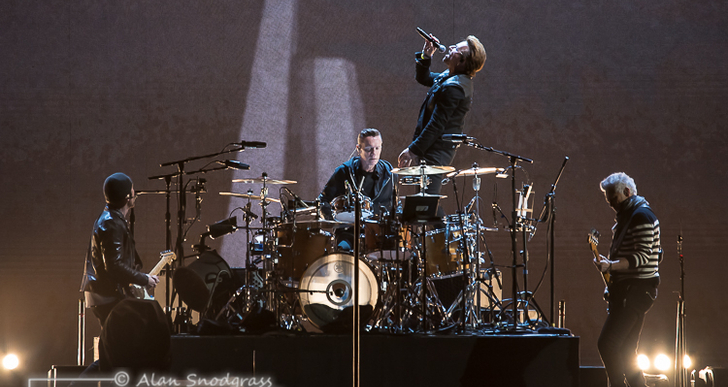 U2 at Levi's Stadium in Santa Clara