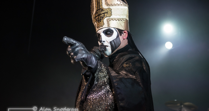 Ghost at the Warfield in San Francisco