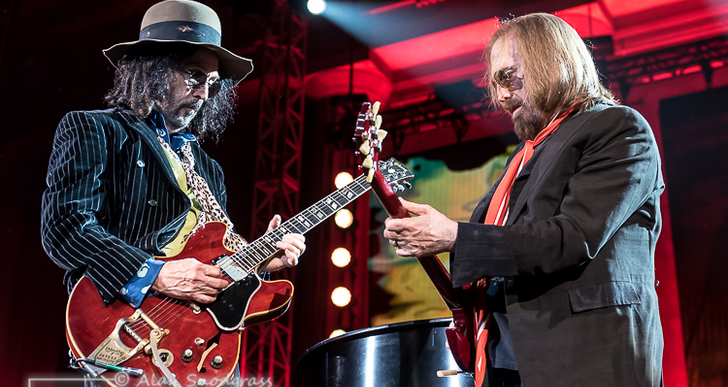 Tom Petty and the Heartbreakers and The Shelters at the Greek Theater in Berkeley