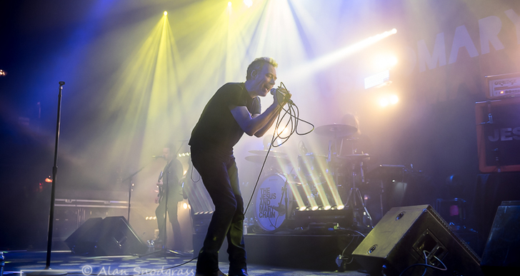 The Jesus and Mary Chain and Cold Cave at the Fillmore in San Francisco