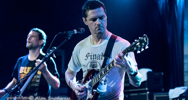 Propagandhi, RVIVR and Bad Cop / Bad Cop at Slim's in San Francisco