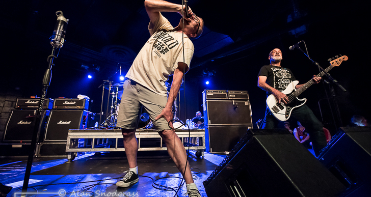 Descendents, Radkey and Audio Karate at Ace of Spades in Sacramento