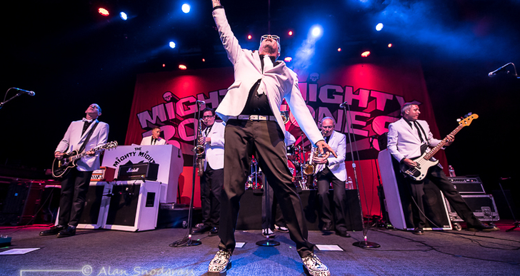 The Mighty Mighty Bosstones, Los Kung Fu Monkeys and Buster Shuffle at The Fillmore in San Francisco