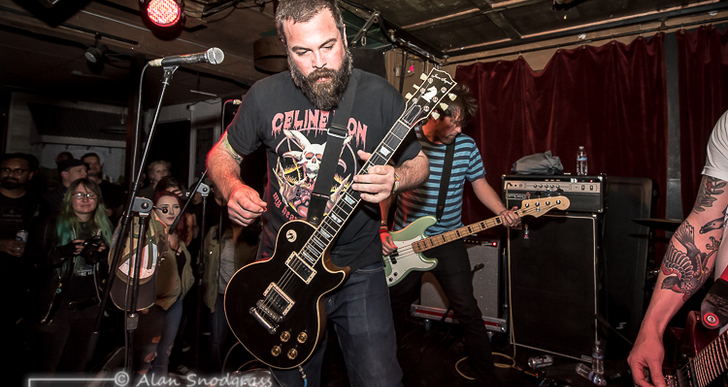 Nothington, toyGuitar, DFMK and Dirty Denim at Thee Parkside in San Francisco