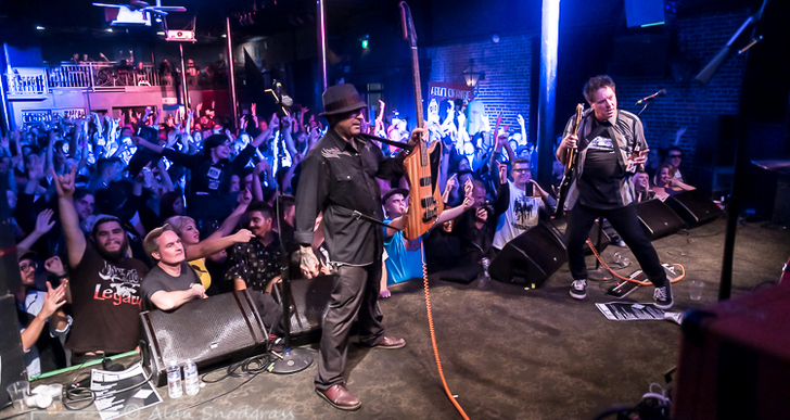 Agent Orange, UK Subs and Guttermouth at Slim's in San Francisco