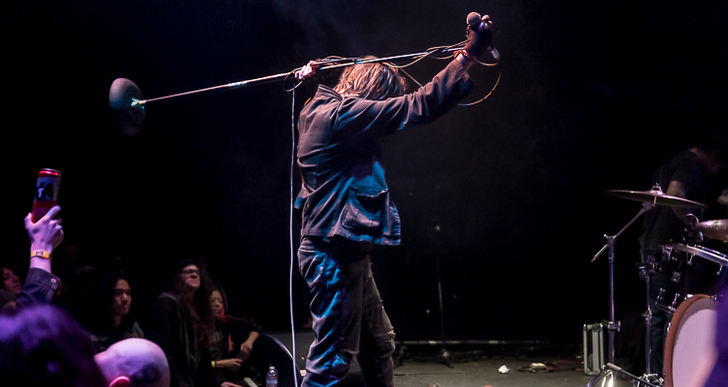 EYEHATEGOD, Black Cobra, Brainoil and Charger at the Oakland Metro Operahouse in Oakland