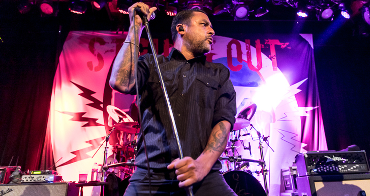 Strung Out, The Casualties and Love Equals Death at Slim's in San Francisco
