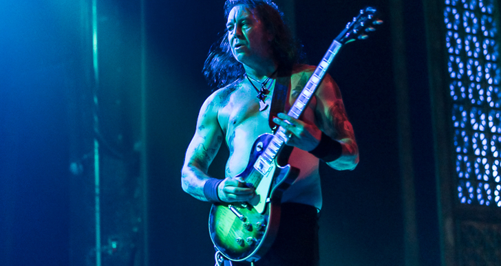 High On Fire, Power Trip, Devil Master and Creeping Death at the UC Theatre in Berkeley