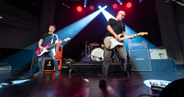 Bob Mould and Moaning at August Hall in San Francisco
