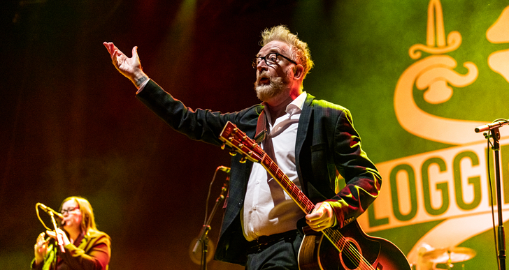 Flogging Molly, Violent Femmes and Me First & the Gimme Gimmes at Heart Health Park in Sacramento